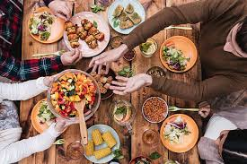 Dining Table With Food Free Dining Table Images Pictures And Royalty Free Stock Photos