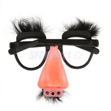 compare prices on nose goggles classic novelty disguise glasses with nose eyebrows and moustache