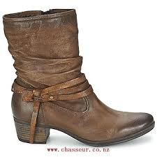 settlement in green womens shoes boots brown