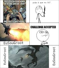 Skyrim Meme - skyrim meme by eusougroot memedroid