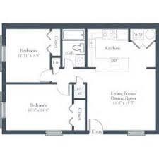 small 2 bedroom floor plans 2 br 1 bath house plans arts bedroom