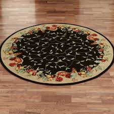 country rooster rug red chicken mat star daisy flower kitchen bath
