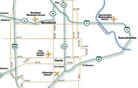 davis map map of davis ca