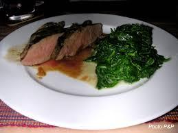 cuisiner le foie de veau popote papote foie de veau épinards tranché épais