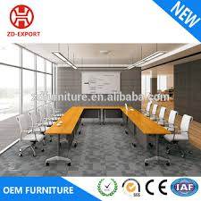 Touch Screen Conference Table Modern Wood Touch Screen Conference Table For 20 Person Buy Wood