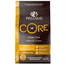 core puppy puppy wellness pet food