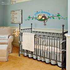 Monkey Nursery Wall Decals Bedroom Wall Decoration Monkey Sweet Wall