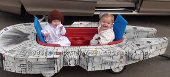 coolest homemade star wars groups and couples costumes