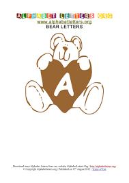 alphabet lettering in pdf alphabet letters org