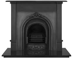cast iron fireplace inserts carron