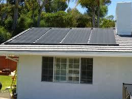 howe builders solar pool heating