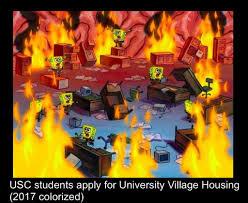 udel housing floor plans how usc screwed over 1 217 freshmen with the village