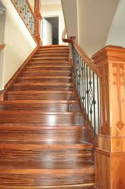 home interior deer picture stair stunning home interior design ideas using light oak wood