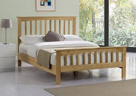 bedroom fabulous wooden double bed frame ikea malm double bed
