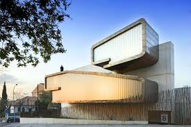 modern copper concrete house clip house by bernalte leon y modern copper concrete house clip house by bernalte leon y asociados in madrid