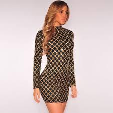 new years glitter dresses free shipping new year dress 2017 black sequin dress bodycon women