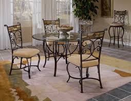 Glass Dining Room Furniture Sets Glass And Metal Dining Room Sets Moncler Factory Outlets Com