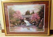 home interiors and gifts framed homco pictures ebay