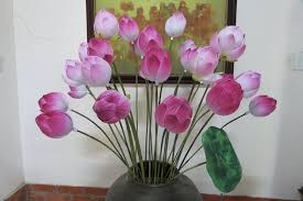 Flower Designs On Paper Looking Good On Paper Flowers That Never Fade In A Hue Village