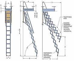folding staircase type