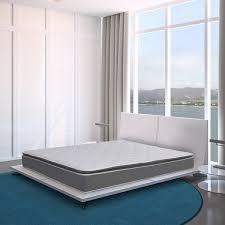 blissful journey rv pillowtop short king size innerspring mattress