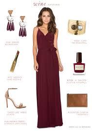 astonishing burgundy dress for wedding 63 in western dresses for