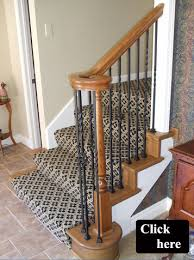 Banister Replacement Iron Spindle Gallery Kc Wood