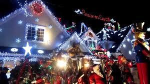 christmas lights in jamaica estates ny 12 25 12 youtube
