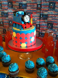 thomas the train birthday party ideas photo 5 of 5 catch my party
