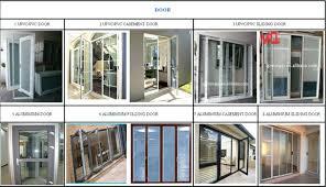 Aluminum Patio Door Sliding Glass Doors Prices Matano Co