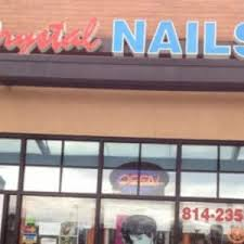crystal nail salon opening hours 366 32555 london ave mission bc