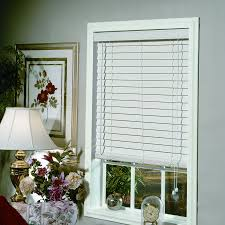 2 faux wood blinds white lowes business for curtains decoration
