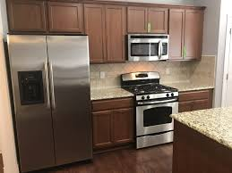 kitchen cabinets and island painted balboa mist at laurel park
