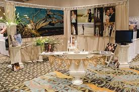 wedding expo backdrop designing your bridal show booth premier wedding expo tictoc