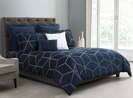 geometric pattern bedding corvo jacquard geometric lattice pattern comforter set bedding