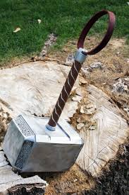 avengers thor hammer 2012 c by nmtcreations on deviantart
