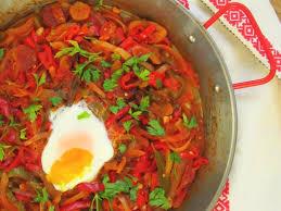 cuisine du maghreb chakchouka cuisine du maghreb et d israël