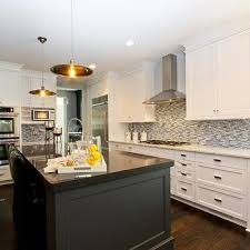 center island kitchen blue center kitchen island design ideas