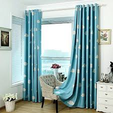 teal blue curtains bedrooms childrens curtains for bedroom amazon com