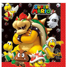 Super Mario Decorations Super Mario Party Supplies Product Categories Kids Themed