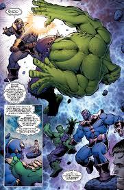 thanos hulk 2 thanos hulk issue 2