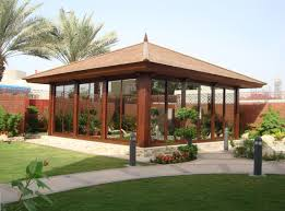 Patio Roofs And Gazebos a guide to gazebos and summer houses in the uae