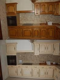 photo cuisine en bois superior repeindre meuble de cuisine en bois 3 element cuisine