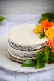 Carrot Decoration For Cake Coconut Cream Cheese Iced Carrot Cake U2013 Honest Cooking