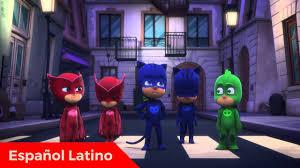 pj masks heroes pajamas spanish latino episode 13 catboy