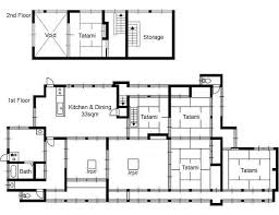 traditional house floor plans japanese traditional house plans house plans