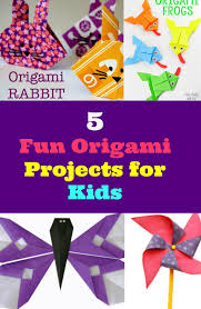 5 fun origami projects for kids discountqueens com