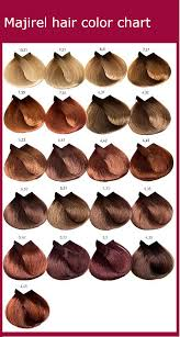 color for 2016 majirel hair color chart instructions ingredients hair color