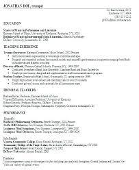 resume template printable performance resume template printable templates free