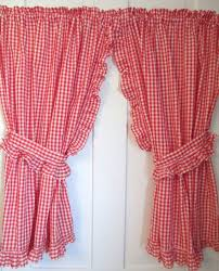 gingham curtains blue gingham curtains decorating ideas